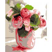 Kit de canevas pour enfant - Luc Créations - Vase
