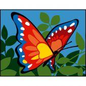 Kit de canevas pour enfant - Margot de Paris - Papillon