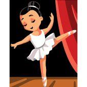 Kit de canevas pour enfant - Margot de Paris - Petite ballerine
