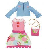 Kit créatif couture - Anchor - La garde-robe d'Emma la poupée