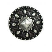 Boutons à queue - LMC - Lot 2 boutons - 27 mm