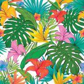 Kit de broderie Diamant - Collection d'Art - Les tropiques