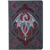 Carnet broderie Diamant - Crystal Art D.I.Y - Valeurs du dragon
