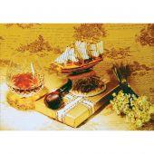 Kit de broderie avec perles - Charivna Mit - Voyage romantique