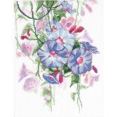 Kit point de croix - Charivna Mit - Fleur du lever du jour