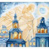 Kit point de croix - Charivna Mit - Un ange, rêves irréels