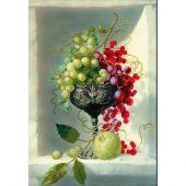 Kit point de croix - Charivna Mit - Fruits aromatiques