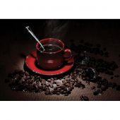 Broderie Crystal  - Charivna Mit - Plaisir de café