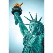 Kit de broderie Diamant - Diamond Dotz - Statue de la liberté