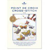 Livre diagramme - DMC - Livre broderie Point de Croix n°01