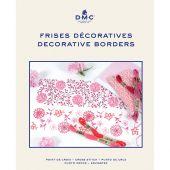 Livre diagramme - DMC - Idées à broder frises décoratives