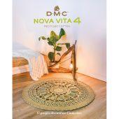 Livre - DMC - 15 projets décoration d'intérieur NOVA VITA