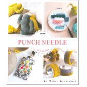 Livre - Le temps apprivoisé - Punch Needle
