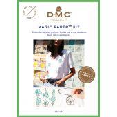 Kit customisation - DMC - Magic paper cactus