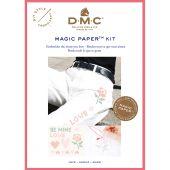 Kit customisation - DMC - Magic paper Amour