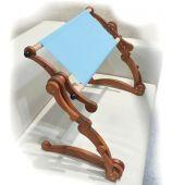 Métier à broder - Dubko - Métier rotatif Premium pour canapé - 60 x 30