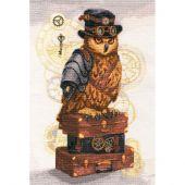 Kit point de croix - Toison d'or - Clé du temps