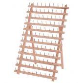 Porte-bobines - Milward - Porte-bobines en bois (pour 120 bobines)