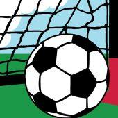 Kit de canevas pour enfant - Luc Créations - Football