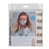 Kit couture - LMC - Kit confection pour 3 masques - N°6