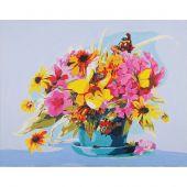 Kit de peinture par numéro - Lanarte - Perfection des couleurs