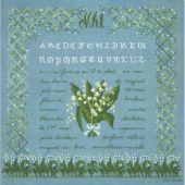 Kit point de croix - Le Bonheur des Dames - Mai