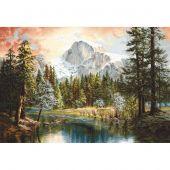 Kit point de croix - Luca-S - Merveille de la nature
