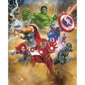Kit de broderie Diamant - Camelot Dotz - Avengers
