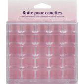Rangement pour canettes - Couture loisirs - Boîte rangement pour 25 canettes