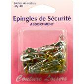 Epingles - Couture loisirs - Epingles de sûreté