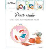 Livre - Mango - Punch needle Créations de broderie en re