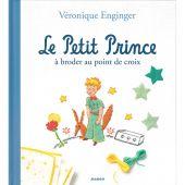 Livre - Mango - Le Petit Prince à broder au point de croix