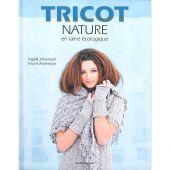 Livre - Les éditions de saxe - Tricot nature en laine écologique
