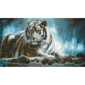 Kit point de croix - Nova Sloboda - Tigre