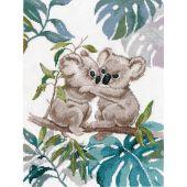 Kit point de croix - Oven - Koalas