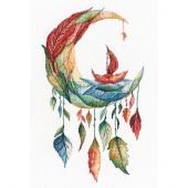 Kit point de croix - Oven - Rêves d'automne