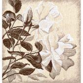 Kit point de croix - Oven - Roses anciennes