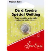 Dé à coudre - Sew Easy - Pour Quilting - Taille M