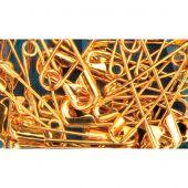 Epingles - Prym - 1000 Epingles de sûreté laiton n°3/0
