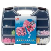 Boutons pression - Prym - Boîte de 30 pressions en 10 coloris