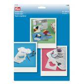 Feuille et papier de traçage - Prym - Freezer paper
