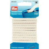 Mercerie - Elastiques - Prym - Elastique standard 5mm blanc