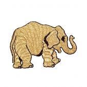 Ecusson thermocollant - Prym - Elephant or
