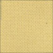 Toile à broder - LMC - Toile Aïda beige 5.5 en coupon ou au mètre