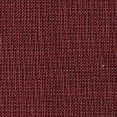 Toile à broder - LMC - Toile lin 12 fils lie de vin en coupon ou au mètre