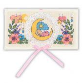 Kit point de croix - Riolis - Carte Félicitations - Naissance