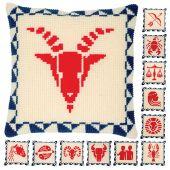 Kit de coussin gros trous - Vervaco - Signe astrologique