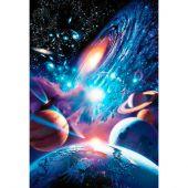 Kit de broderie Diamant - Wizardi - Univers infini