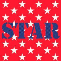 Kit point de croix - Marie Coeur - Star