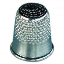 Dé à coudre - Bohin - Laiton - 15.3 mm